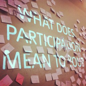Tate Modern - Participation